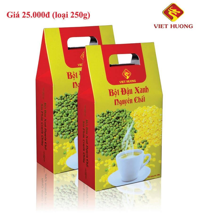 Bột đậu xanh nguyên chất loại 250g